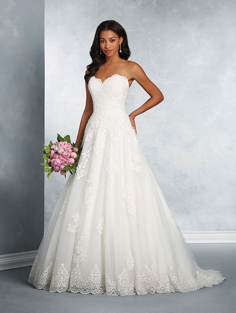 2614 Wedding                                          dress by Alfred Angelo