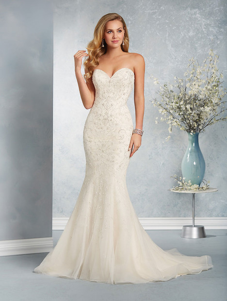 2618 Wedding                                          dress by Alfred Angelo