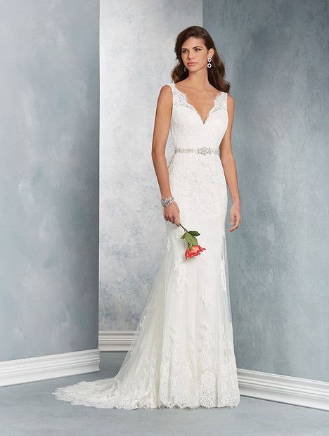2621 Wedding dress by Alfred Angelo