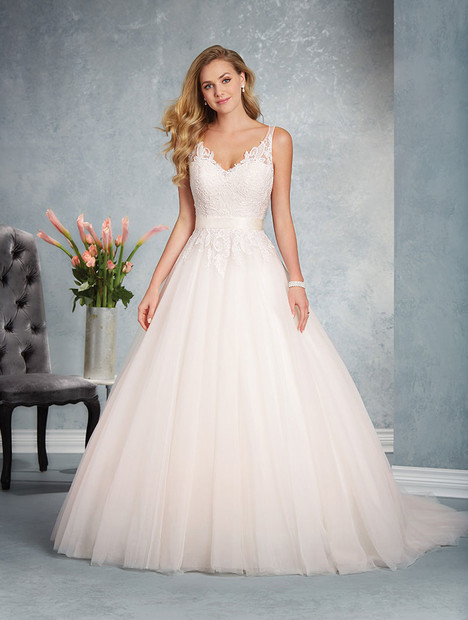 2624 Wedding                                          dress by Alfred Angelo