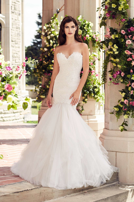 4725 Wedding                                          dress by Paloma Blanca