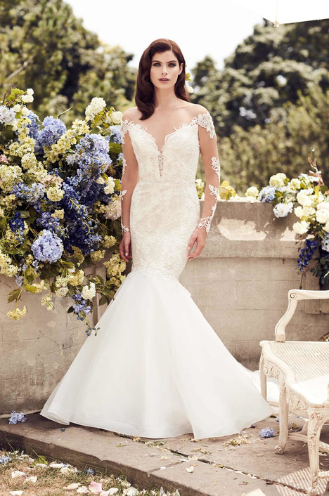 4728 Wedding                                          dress by Paloma Blanca