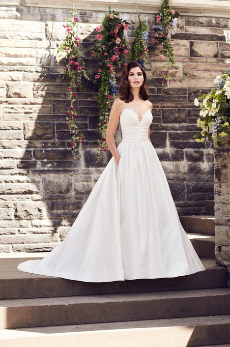 4730 Wedding                                          dress by Paloma Blanca