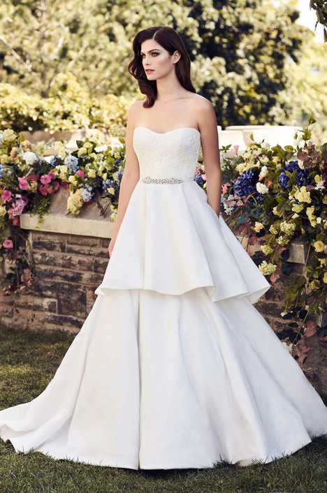 4732 Wedding                                          dress by Paloma Blanca