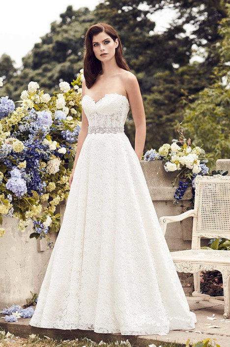 4738 Wedding                                          dress by Paloma Blanca