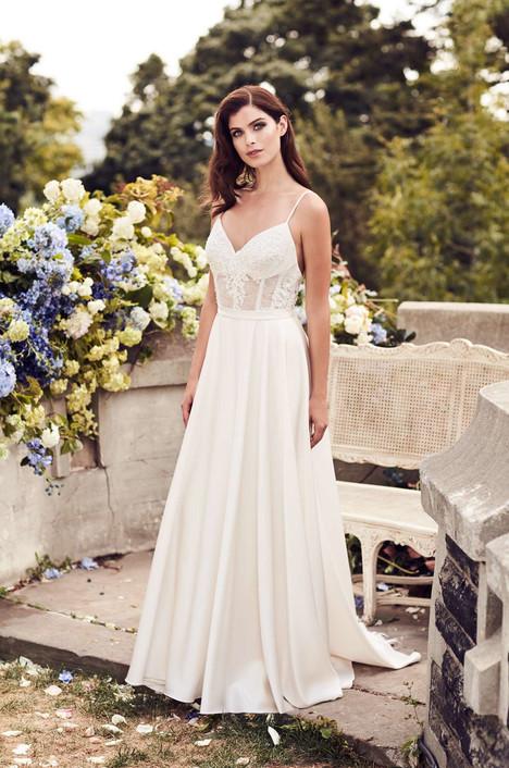 4739 Wedding                                          dress by Paloma Blanca