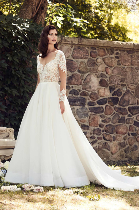 4744 Wedding                                          dress by Paloma Blanca