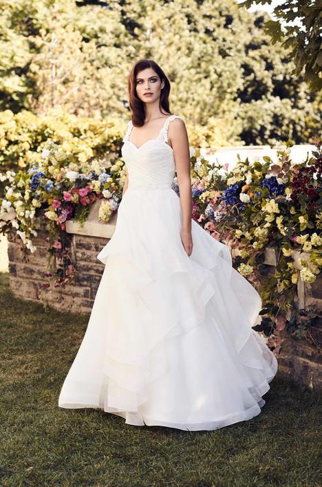4745 Wedding                                          dress by Paloma Blanca