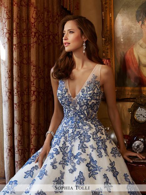 Ciel (Y11701) (2) Wedding                                          dress by Sophia Tolli