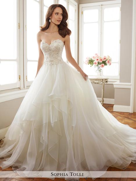 Y11716 Wedding                                          dress by Sophia Tolli