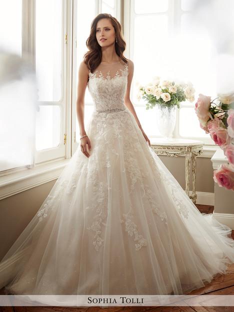 Monte (Y11719) Wedding                                          dress by Sophia Tolli