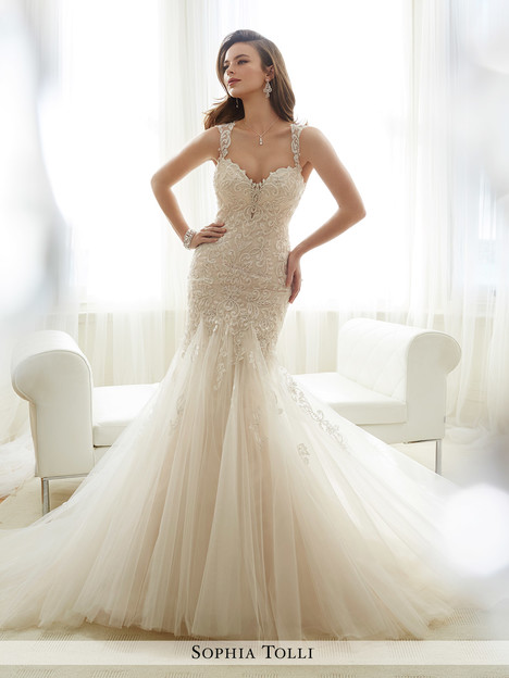 Amie (Y11722) Wedding                                          dress by Sophia Tolli