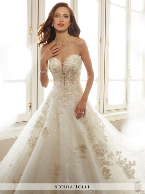 Rainier (Y11731) (2) gown from the 2017 Sophia Tolli collection, as seen on dressfinder.ca