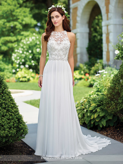 117174 Wedding                                          dress by Enchanting by Mon Cheri