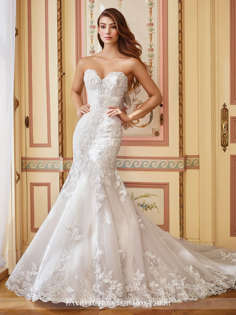 Danae (117284) Wedding                                          dress by Martin Thornburg for Mon Cheri