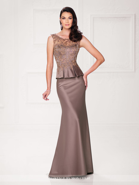 117916 (mink) Mother of the Bride                              dress by Montage by Mon Cheri