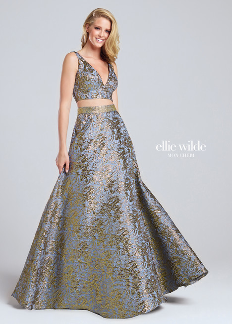 Style EW117039 gown from the 2017 Ellie Wilde collection, as seen on dressfinder.ca