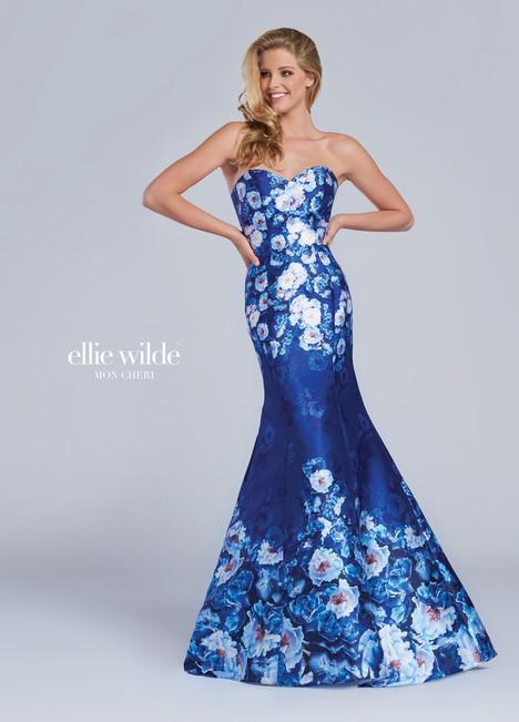 EW117067 (royal blue) Prom                                             dress by Ellie Wilde