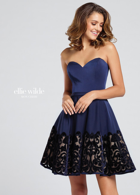 EW117086 Prom                                             dress by Ellie Wilde