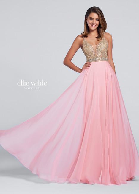 EW117118 Prom                                             dress by Ellie Wilde
