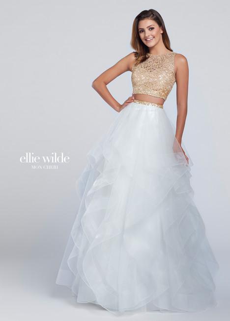 EW117156 Prom                                             dress by Ellie Wilde