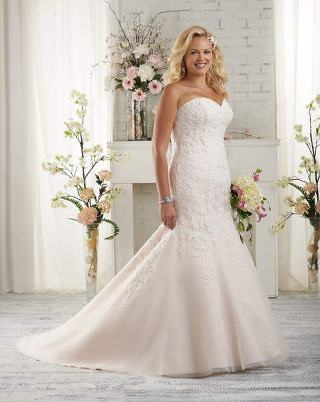 1501 Wedding                                          dress by Bonny Bridal