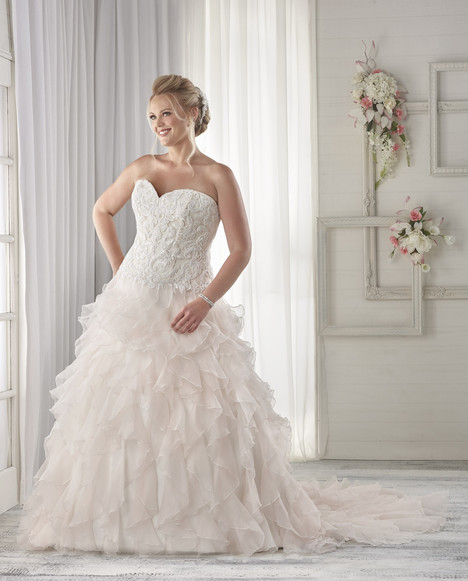 1609 Wedding                                          dress by Bonny Bridal