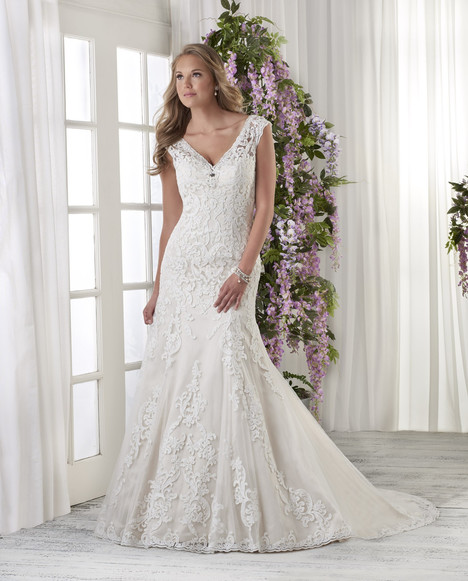 601 Wedding                                          dress by Bonny Bridal