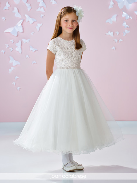 117349 Flower Girl                                      dress by Joan Calabrese