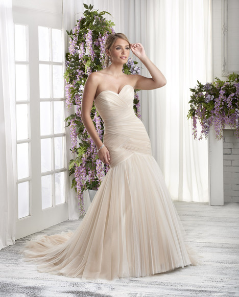BB606 Wedding                                          dress by Bonny Bridal
