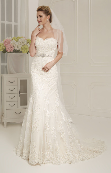 CR4202 Wedding                                          dress by Christina Rossi