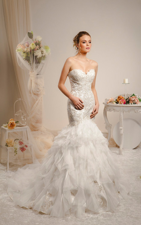 CR6059 Wedding dress by Christina Rossi