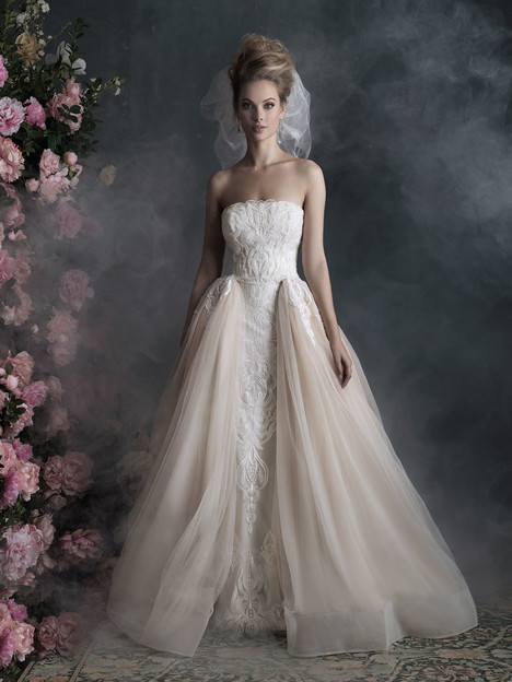 C400F Wedding                                          dress by Allure Bridals : Allure Couture
