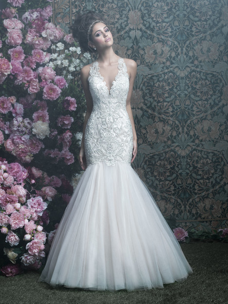 C402 Wedding                                          dress by Allure Bridals : Allure Couture