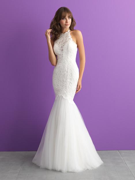 3002 Wedding                                          dress by Allure Bridals : Allure Romance