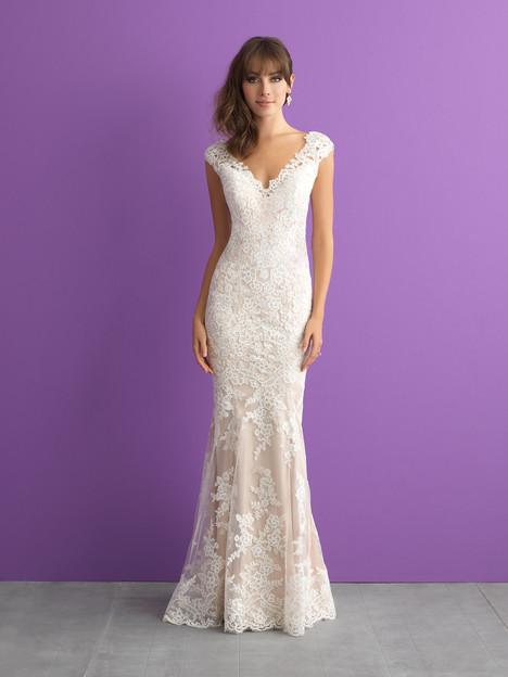 3005 Wedding                                          dress by Allure Bridals : Allure Romance