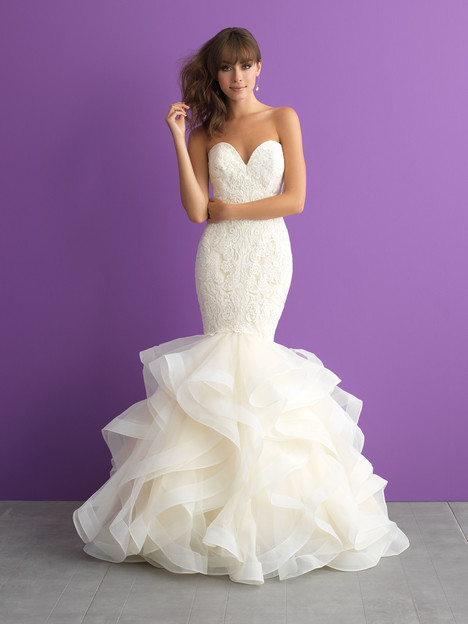 3008 Wedding                                          dress by Allure Romance