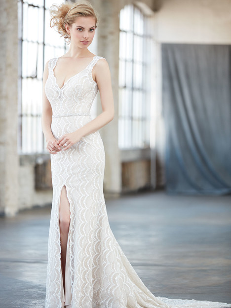 MJ303 Wedding                                          dress by Madison James