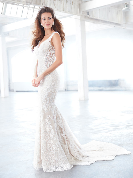 MJ310 Wedding                                          dress by Madison James