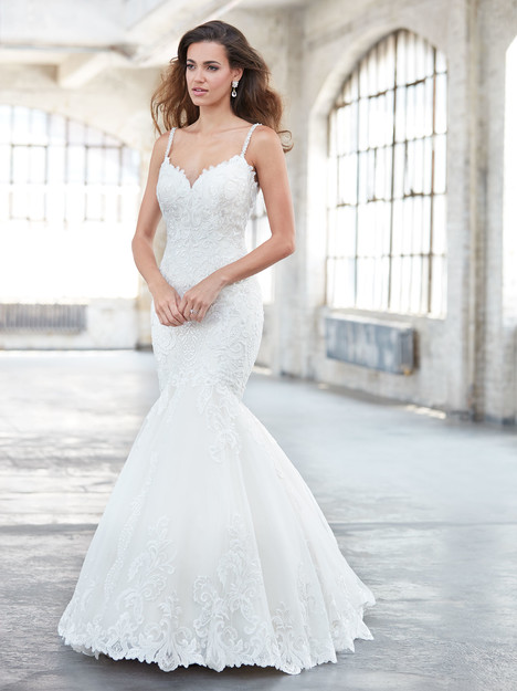 MJ318 Wedding                                          dress by Madison James