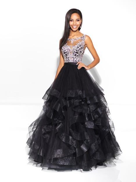 17-200 (Black) Prom                                             dress by Madison James: Special Occasion