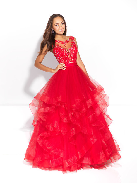 17-200 (red) Prom                                             dress by Madison James: Special Occasion