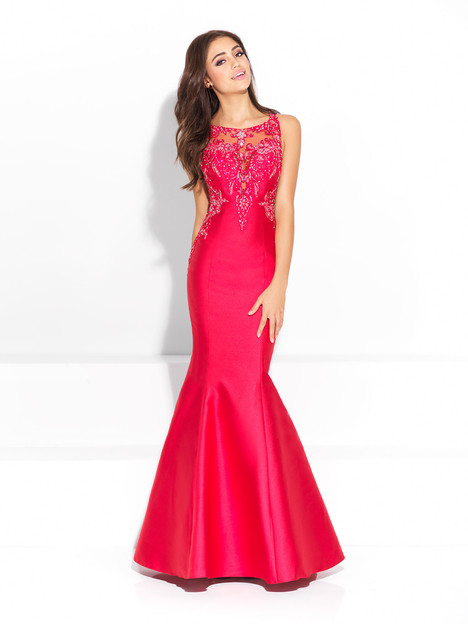 17-201 (red) Prom                                             dress by Madison James: Special Occasion
