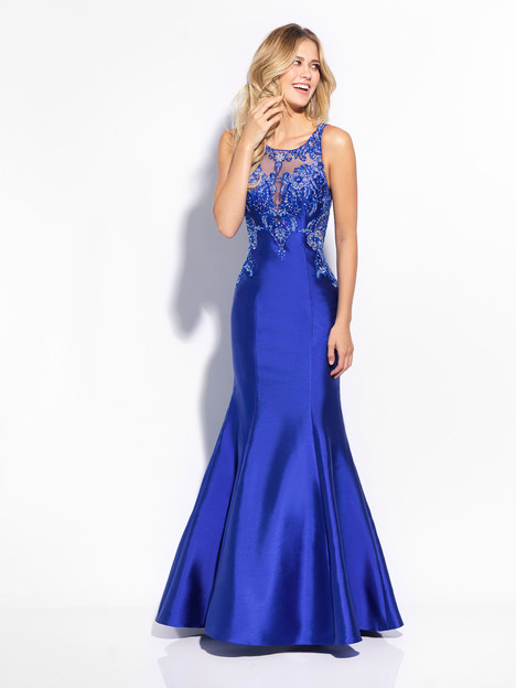 17-201F (royal) Prom                                             dress by Madison James: Special Occasion