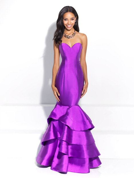 17-206 (grape) Prom                                             dress by Madison James: Special Occasion