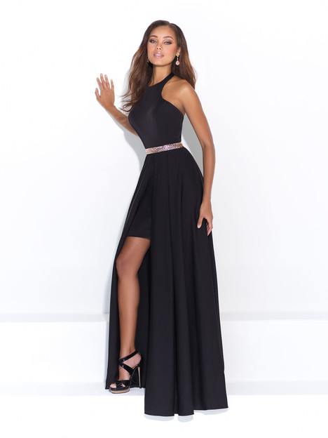 17-207 (black) Prom                                             dress by Madison James: Special Occasion