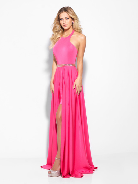 17-207 (fuchsia) Prom                                             dress by Madison James: Special Occasion