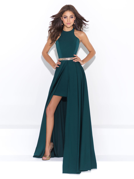 17-207 (hunter) Prom                                             dress by Madison James: Special Occasion