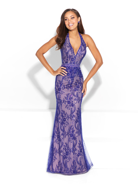17-208 (purple) Prom                                             dress by Madison James: Special Occasion