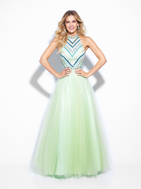 17-209 (lime) Prom                                             dress by Madison James: Special Occasion